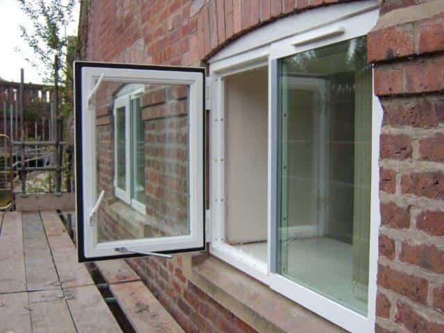 flood window design