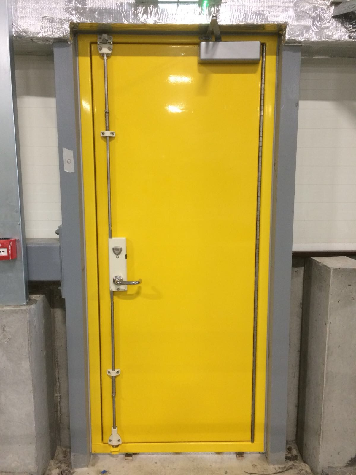 Commercial Flood Doors