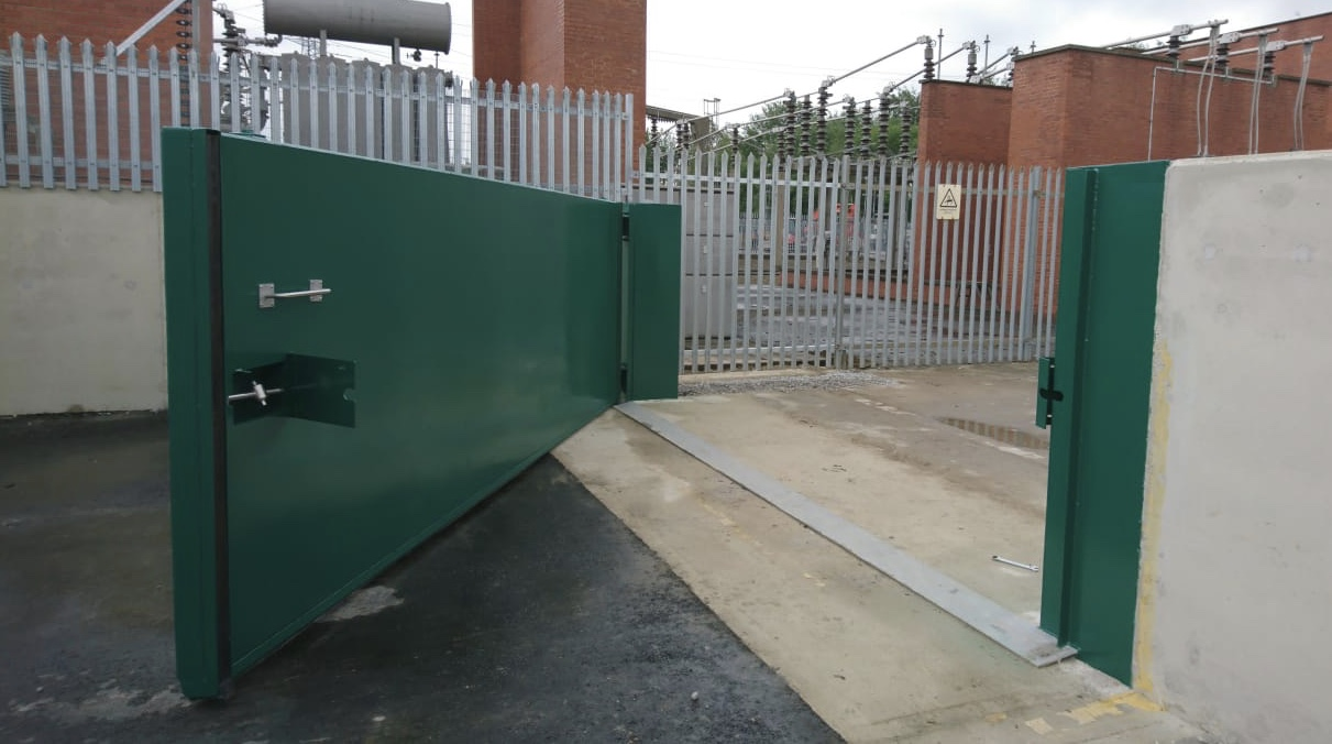 Flood Gates and Flood Defence Gates | MMEngineering